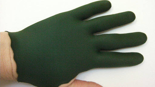 Dark Green Glove