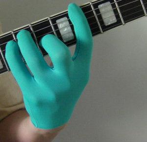 Light Blue Glove